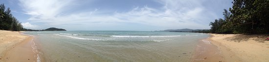 Lipa Noi, Tajlandia: Ruhiges Wasser, sehr lange flach.