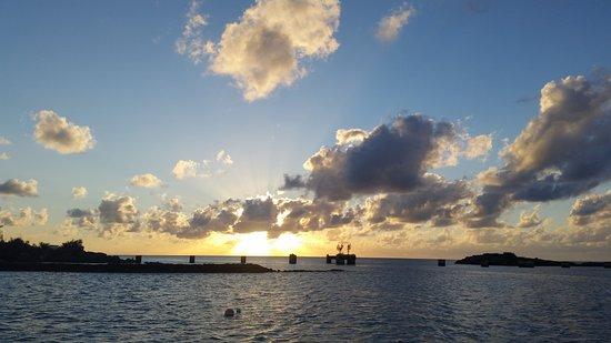Ana Luna Adventures: Perfect sunset!
