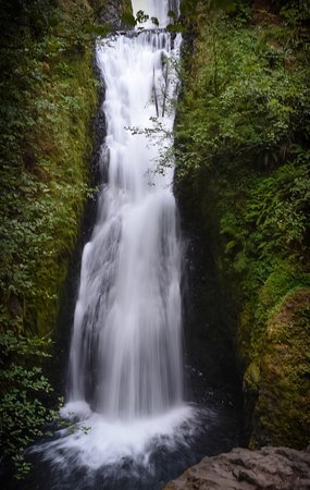 Corbett, ออริกอน: Bridal Veil Falls, Oregon