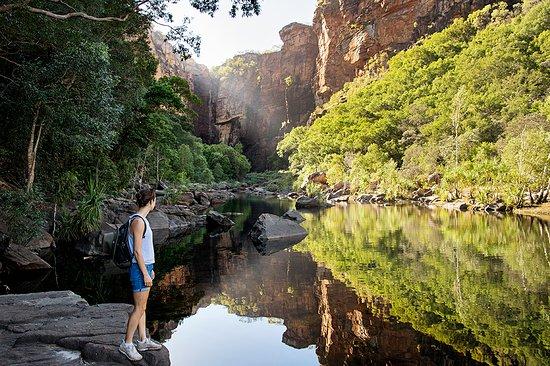 Jim - Jim Jim Falls - Kakadu National Park