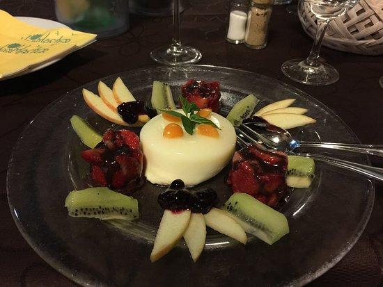 Karlshagen, ألمانيا: Service & Essen super.Es war ein super toller Abend.Danke
