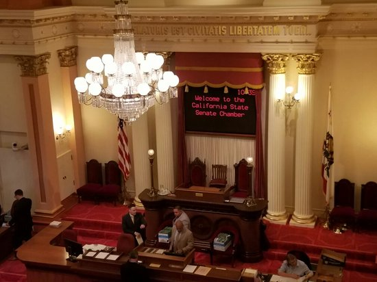 California State Capitol and Museum: 20160804_103926_large.jpg