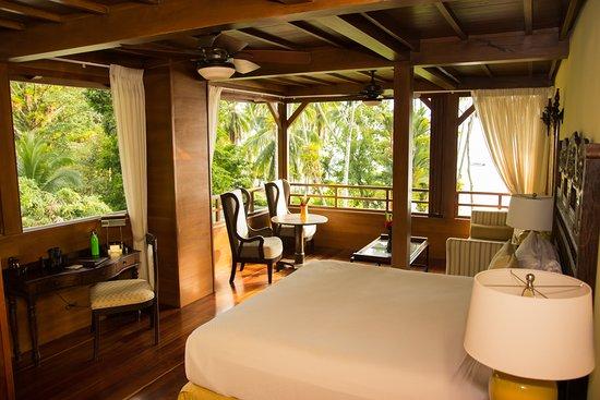 Golfito, Costa Rica: Luxury Guestrooms