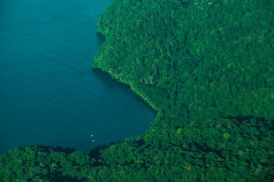 Golfito, Costa Rica: Piedras Blancas National Park