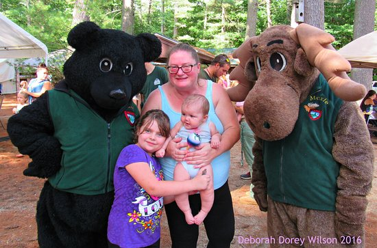 Gray, ME: Maine State Wildlife Park is ALWAYS a great day adventure for famly fun!!