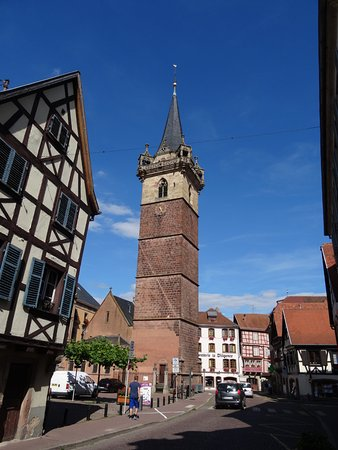 Le beffroi photo de office de tourisme d 39 obernai obernai tripadvisor - Obernai office du tourisme ...