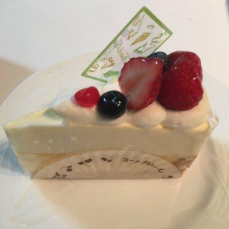 La Cote d'Azurl : ケーキ