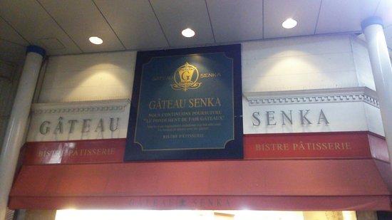 Gateau Senka Honten