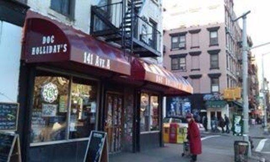Photo of Doc Holiday's Bar & Restaurant in New York, NY, US