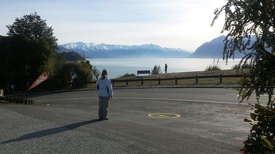 Lake Hawea, Nova Zelândia: 20160818_101348_large.jpg