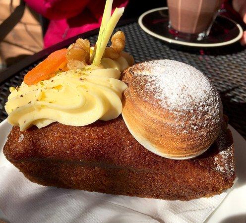 Millthorpe, Australien: Coffee and cake