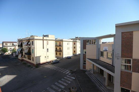 Gioia Tauro, إيطاليا: View from Balcony