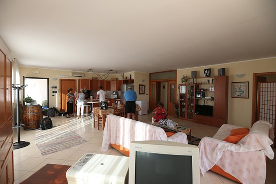 Gioia Tauro, إيطاليا: Main Living room