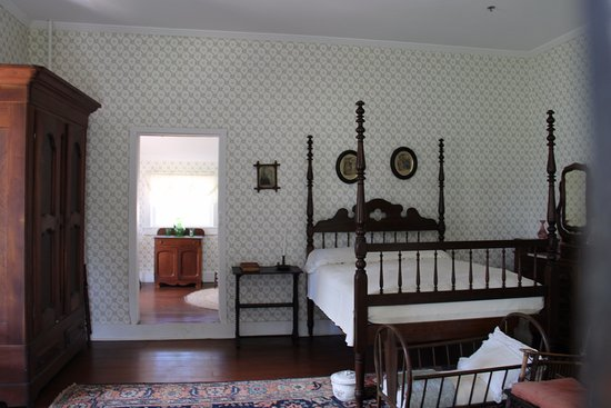 Tuscumbia, Αλαμπάμα: The birthplace of Helen Keller, original decor.