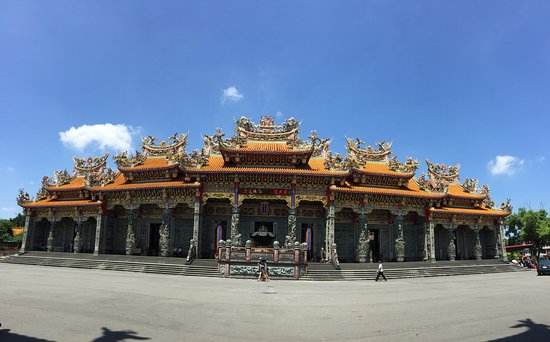 Zhulin Mountain Buddhist Temple