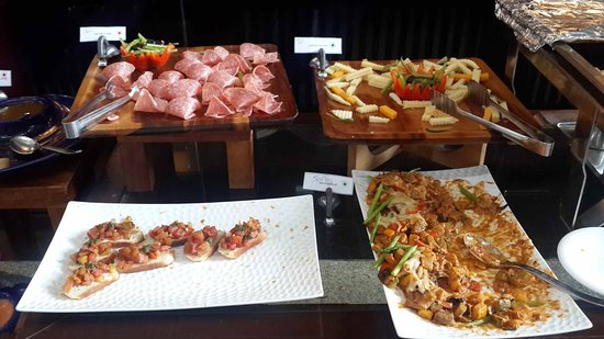 56 Ristorante Italiano: Sunday Brunch Buffet
