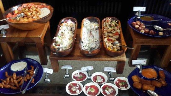 56 Ristorante Italiano : Sunday brunch buffet