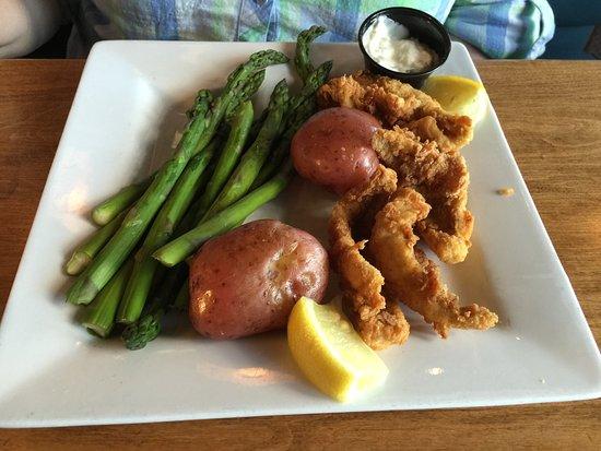 Seafood Restaurants Ludington Mi