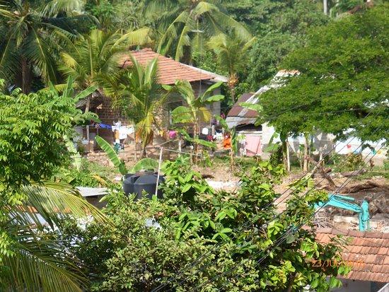 Ramada Katunayake Colombo International Airport: View from room