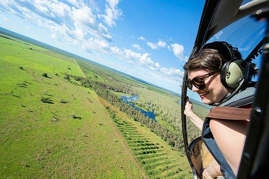 OBFP - Outback Floatplane Adventures, Darwin