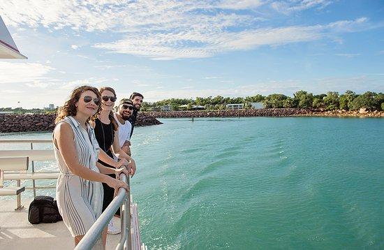 Tiwi Islands, Australia: SeaLink Darwin to Tiwi transfer