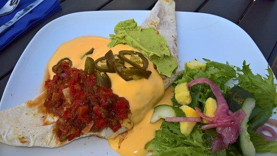 Kalajoki, Finlandiya: Burrito