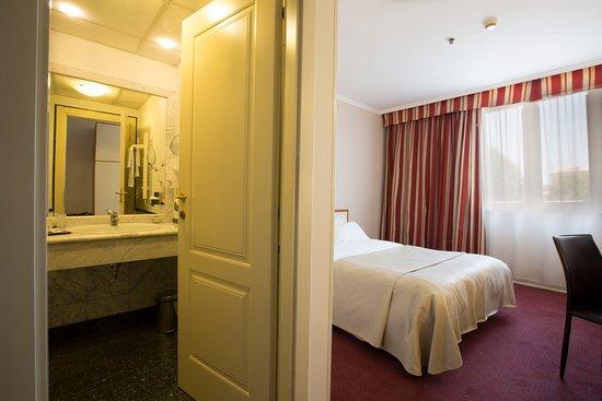 Гостиница Конгресс-отель: Single Room