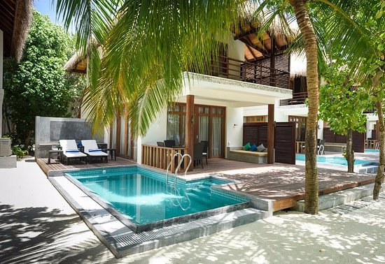 Beach Suite with Pool - Picture of Amaya Kuda Rah, Kuda Rah Island -  Tripadvisor
