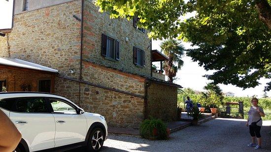 Terontola, Italien: B&b eccezionale