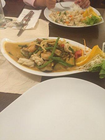 Rheinhausen, เยอรมนี: Restaurant Thai Tawan