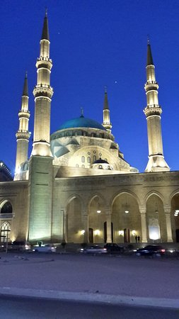 Dunes Hotel : This famous mosque is quite near the hotel