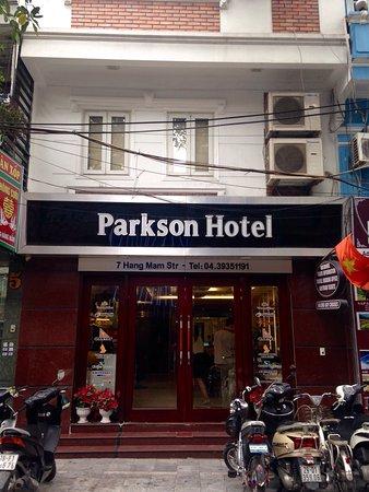 Parkson Hotel Hanoi: photo0.jpg