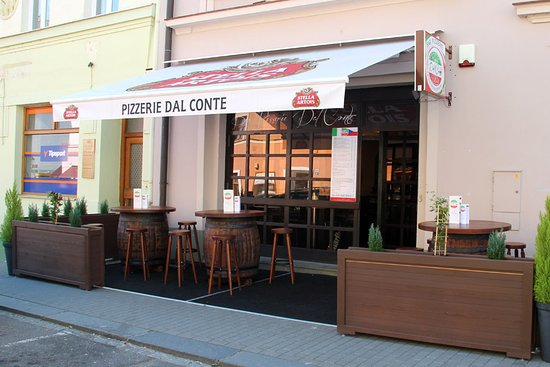 Dal Conte Bar and Pizzeria, Kromeriz - Restaurant Reviews ...