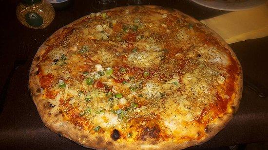 Zafferana Etnea, Włochy: Pizza
