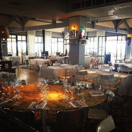 la salle picture of restaurant la co o rniche pyla sur mer tripadvisor. Black Bedroom Furniture Sets. Home Design Ideas