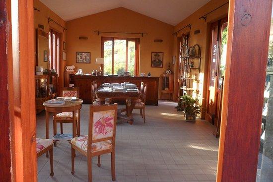Agriturismo Antica Sena: reception