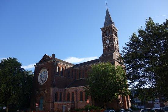 Eglise Saint Martin d'Esquermes
