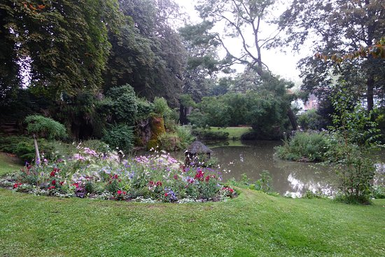 Jardin vauban vauban garden lille france top tips for Jardin vauban lille
