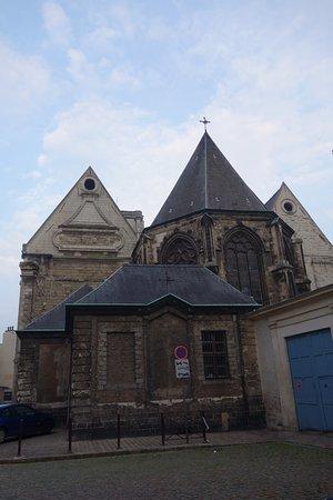 Eglise Sainte-Catherine de Lille