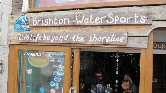 Brighton Beach: Fancy a little more than just a dip?