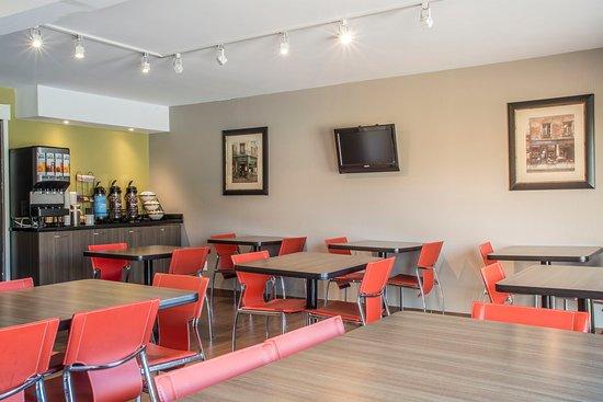 Comfort Inn: Breakfast Area