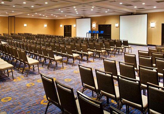 Billerica, MA: Ballroom - Meeting Setup