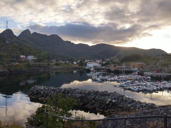 Stamsund, Νορβηγία: 20160816_200230_HDR_large.jpg