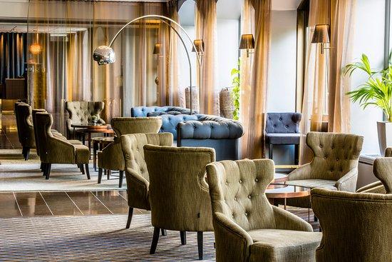 Arlandastad, Suécia: Bar/Lounge