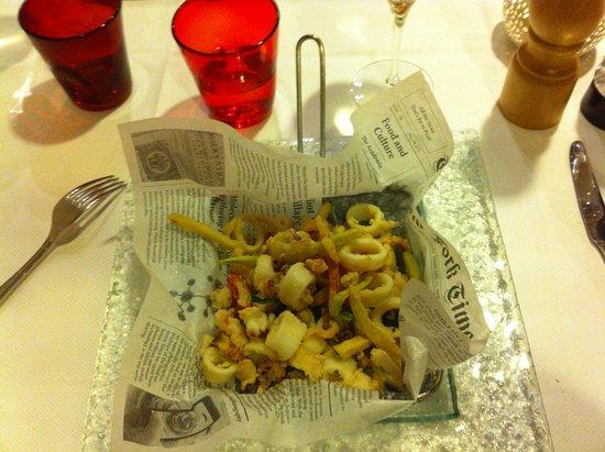 San Giorgio di Nogaro, Италия: Fritto misto