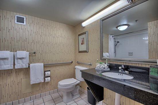 Charleston, فرجينيا الغربية: Guest Bathroom