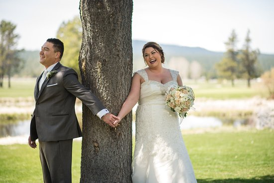 Sunriver Resort_Wedding_Couple