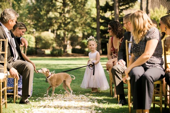 Sunriver Resort_Weddings_Flower Girl