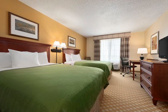 Country Inn & Suites By Carlson, Mankato Hotel and Conference Center: Guest Room