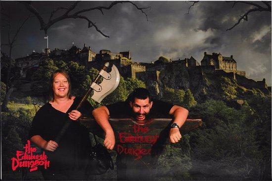 The Edinburgh Dungeon: Brilliant Fun